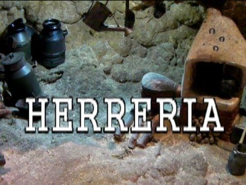 DIY COMO HACER UNA HERRERIA, DIY HOW TO MAKE A FORGE (+lista de reproduc...