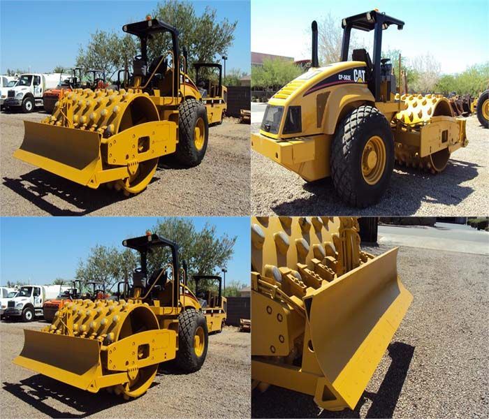 Get Best Deal on Used 2006 #Caterpillar #Compactors with Free Price Quotes by PacWest Trading for $65000 in Mesa, AZ, USA at HiFiMachinery.Com