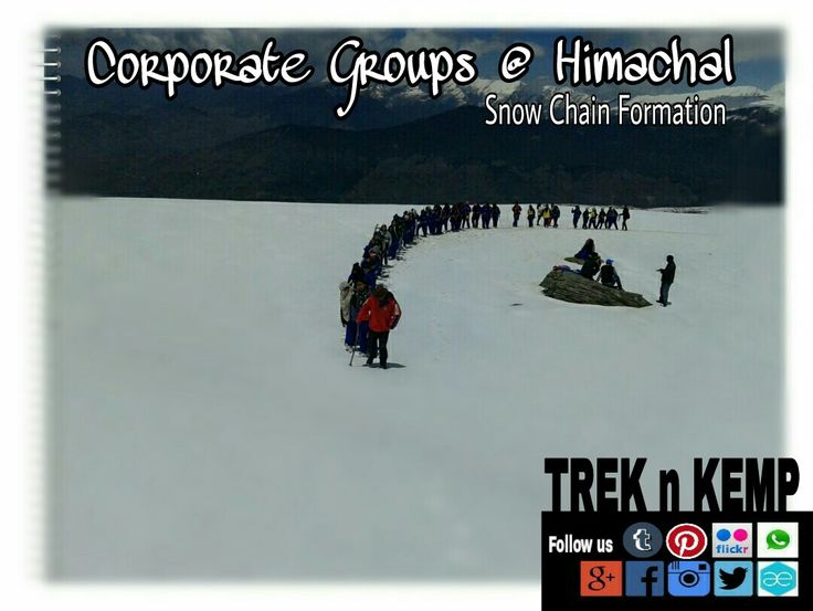 TREK n KEMP Best deals to Untouched Places !!  *Services* :- Corporate Adventure Groups Leisure Tours School Adventure Groups Individuals Tours Unexplored places All India and Abroad  *Adventure Activity Provided* : Zip-Line/Flying Fox River Rafting Paragliding Climbing & Rappelling Valley Crossing Burma Bridge Water Sports Hiking, Trekking, Camping  MindGames  Team Building Activities Group Building Activities etc    *Follow us* :- www.facebook.com/TREKnKEMP/ www.instagram.com/trek_n_kemp…