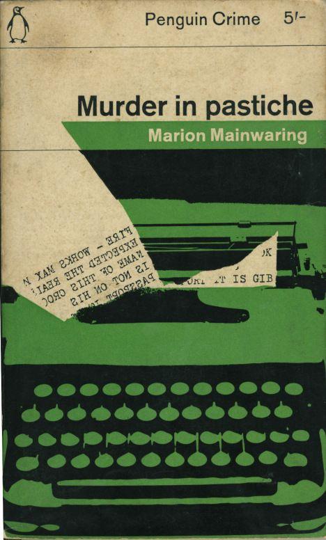 Murder in Pastiche (Penguin Crime)