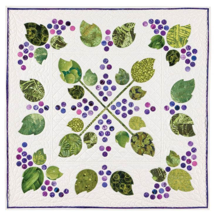 1000 Images About Awesome Applique Quilts On Pinterest