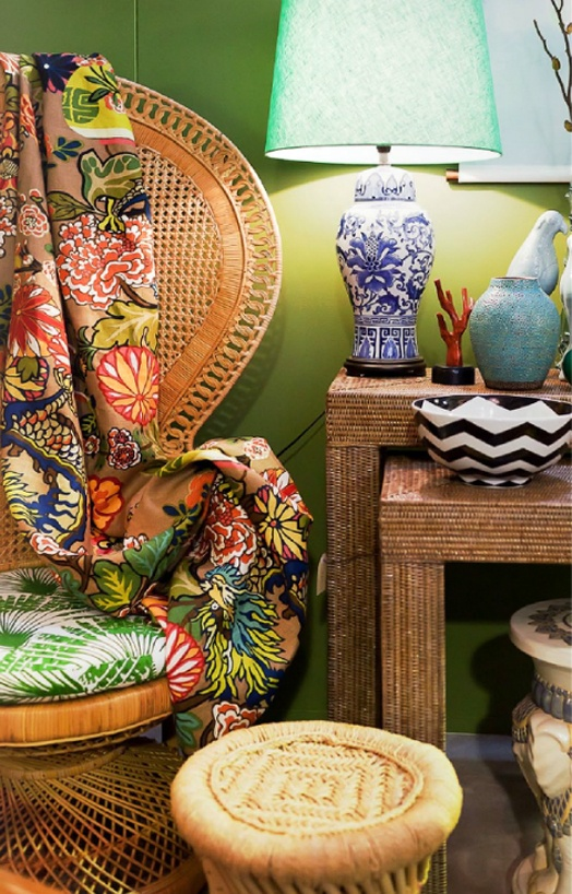 Good Beautiful Cane Peacock Chair Pictures