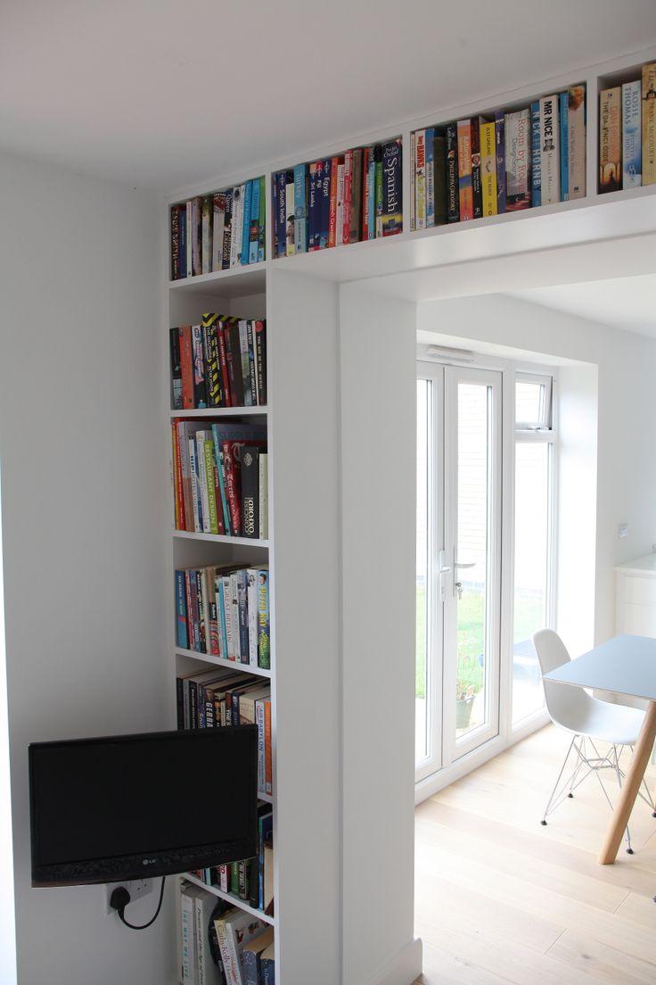 Bookshelf, Abode Carpentry