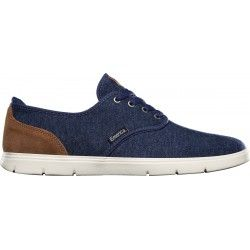 Chaussure Skate Emerica Wino Cruiser LT Navy Brown White