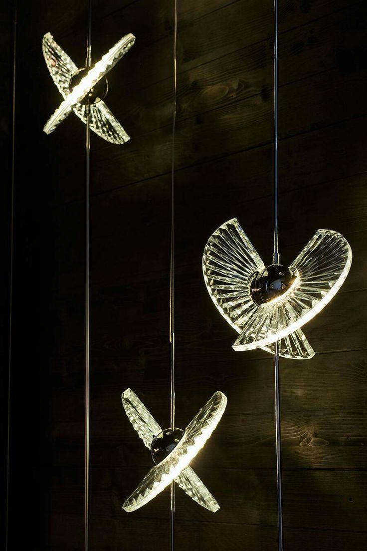 Creative preciosa pendants.