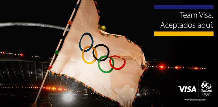 Visa incorpora atletas olímpicos refugiados a su Equipo Visa para Río 2016 - https://webadictos.com/2016/07/25/visa-atletas-olimpicos-refugiados-rio-2016/?utm_source=PN&utm_medium=Pinterest&utm_campaign=PN%2Bposts