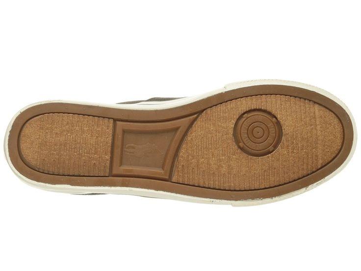 Polo Ralph Lauren Vaughn Men's Shoes Brown/Snuff Open Weave Cotton/Sport Suede