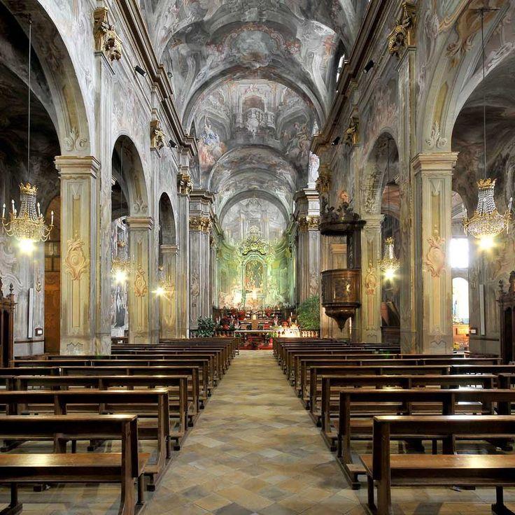 Chiesa di San Cristoforo a Vercelli   Scopri di più nella sezione Itinerari del portale #cittaecattedrali