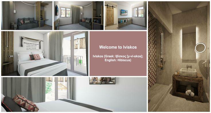Iviskos Suite - Elakati Luxury Boutique #Hotel  #Rhodes #Greece #travel #visitgreece