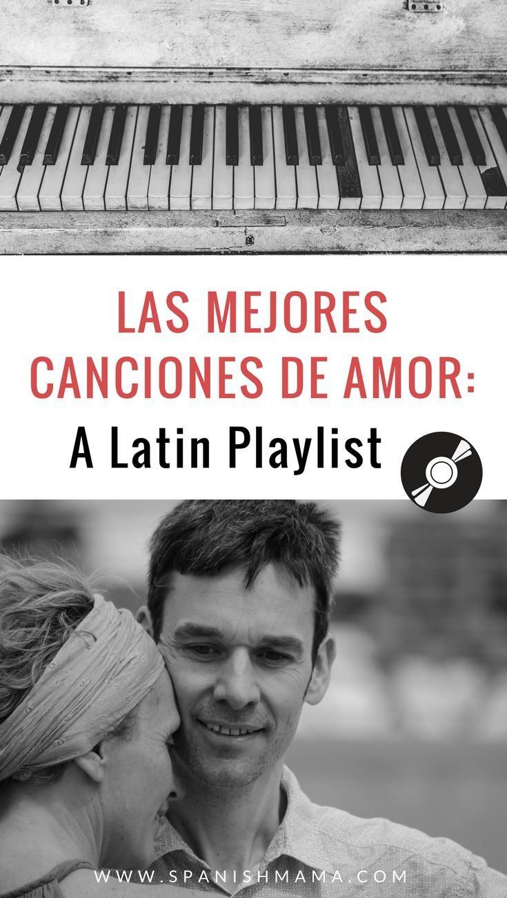 A playlist of the greatest Spanish love songs of all time. Perfect for a Valentine's day playlist or studying famous songs in class.