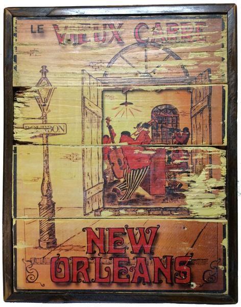 17 Best Ideas About New Orleans Decor On Pinterest