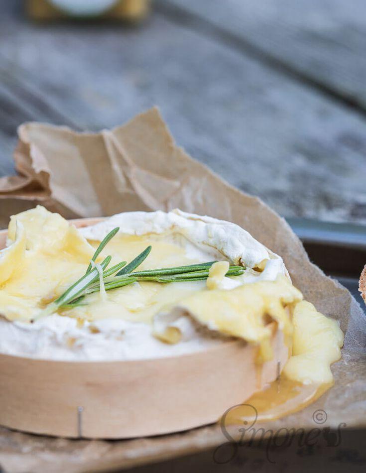 Gebakken camembert uit de oven | simoneskitchen.nl