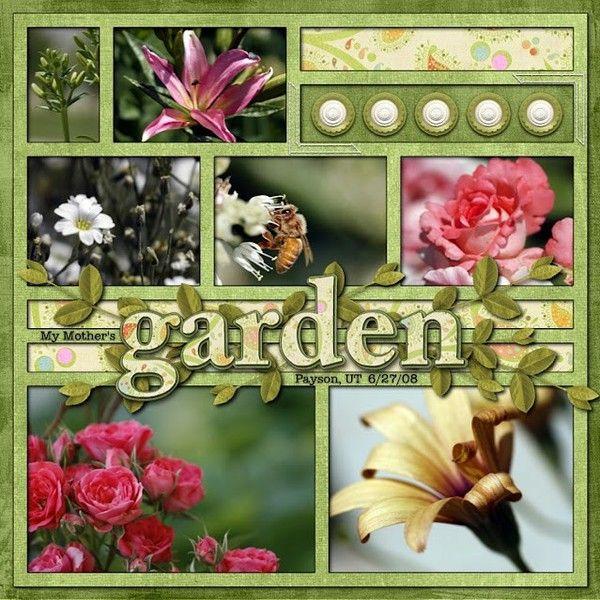 Aussie Mum Gardening From Scrap: 17 Best Images About Scrapbooking!-Home/Farm On Pinterest