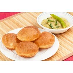 Poori Bread. Buy ingredients for Poori Bread online from Spices of India - The UK's leading Indian Grocer. Free delivery on Ingredients for Poori Bread (conditions apply).