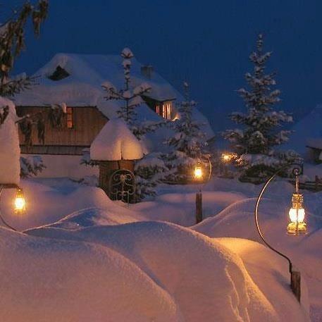 Winter ... Snow