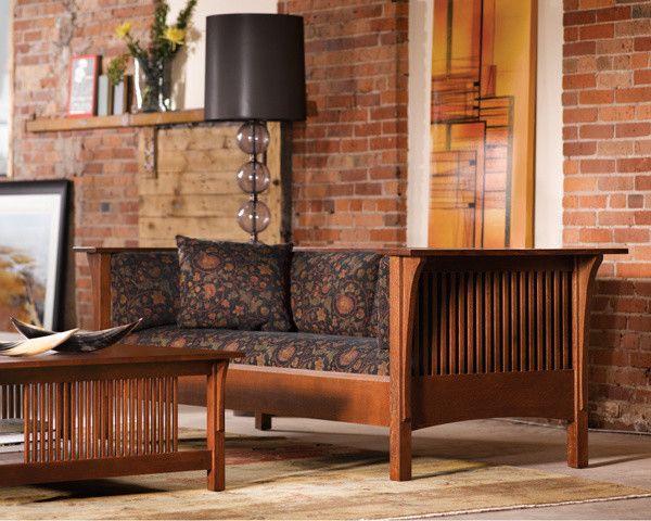 Stickley Furniture Mission Furniture Solid Wood