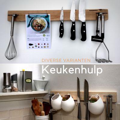 Home - woodyourecycle #keuken #sloophout #magneet #design #recepthouder