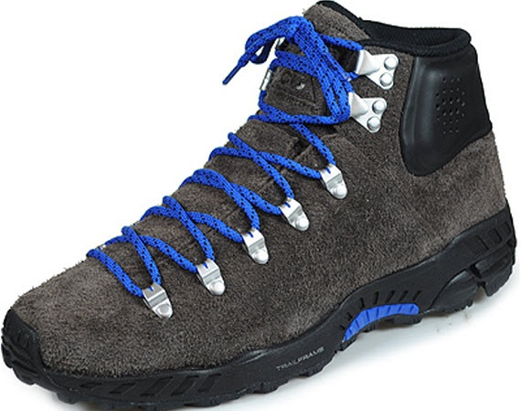 NIKE ZOOM MERIWETHER MID – WOLF GREY