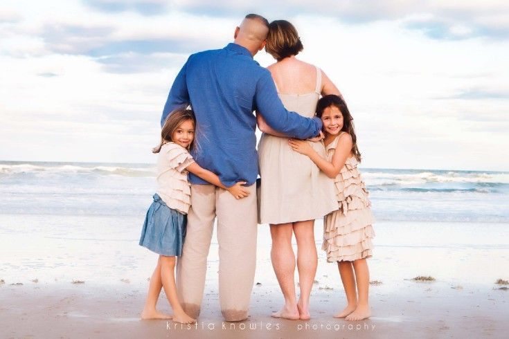 Wedding Photographer Daytona Beach Family Portraits Modeling Portfolios and Fashion | Kristia Knowles Photography - Family