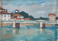 Albert Marquet - Pont de Saint-Jean-de-Luz (1907)