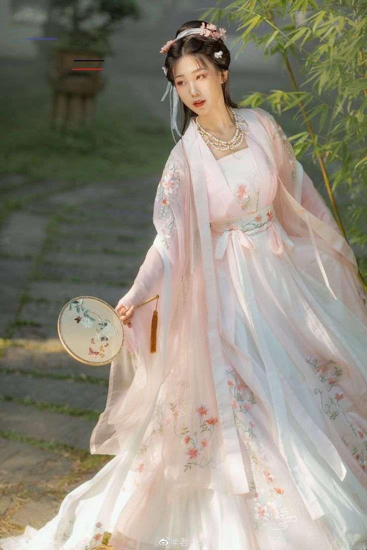 Baju Hanfu Cina