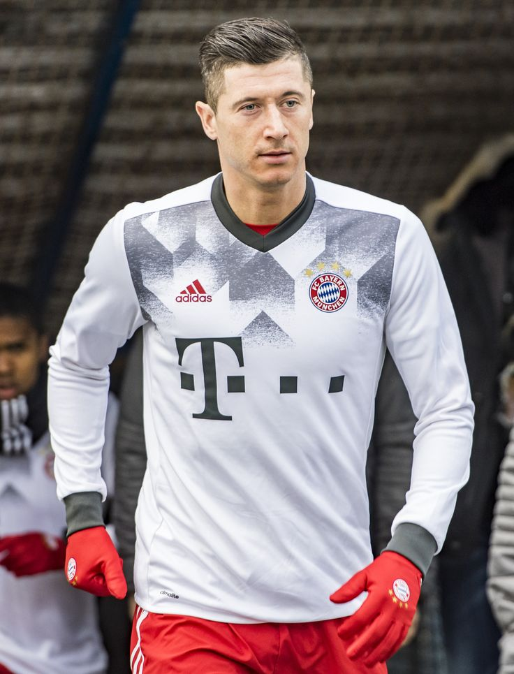"Robert ""Lewy"" Lewandowski, Bayern München"