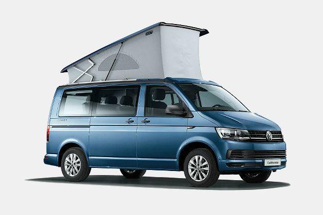 The 10 Best Camper Vans For Living The Van Life Gearmoose Vw California Camper Camper Van Vw Hippie Van