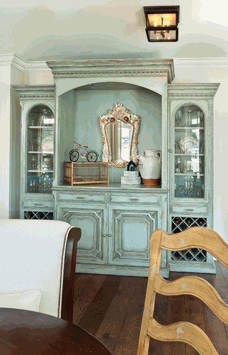 Kitchen Cabinet repaint idea