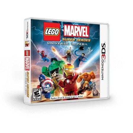 Lego Marvel Super Heroes (Nintendo 3DS) : Target