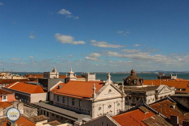 Lisboa Cool - Visitar - Miradouro Largo da Academia Nacional de Belas Artes