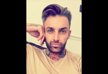 Geordie Shore's Aaron Chalmers gets a new tattoo in the CRAZIEST place