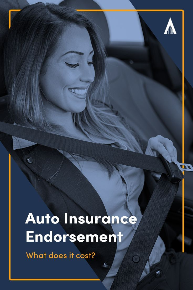 New Photographs Auto Insurance Endorsement What Does It Cost