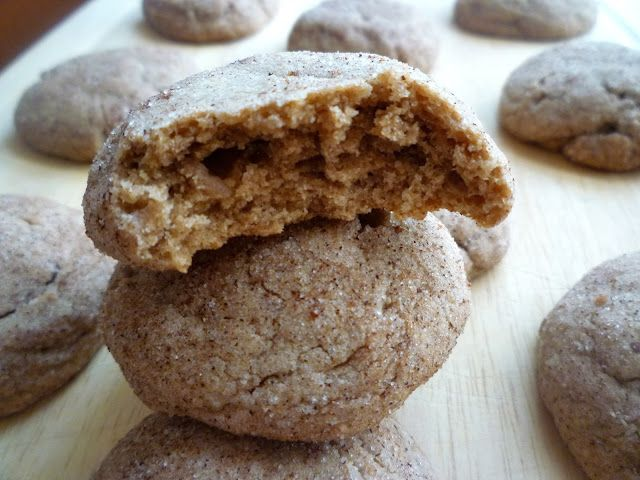 Spice cake mix cookies