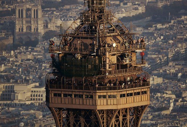 Top of eiffel tower places i 39 m going and places i 39 ve Eiffel tower secret room