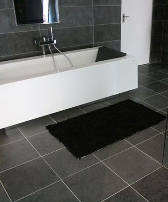 Captivating Basalt Floor And Wall Tiles   Perfect For Use In Bathrooms Http://www Amazing Pictures