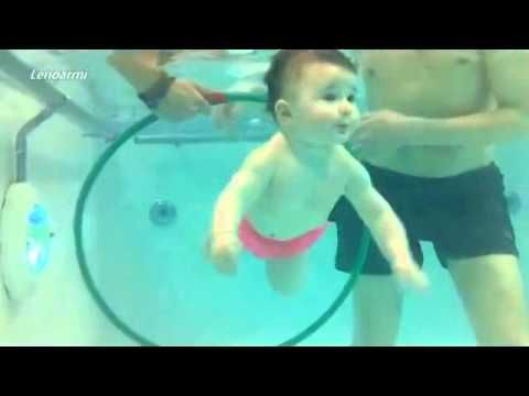 How to Teach Kids to Swim : Proper Body Position for Children Learning to Swim - YouTube