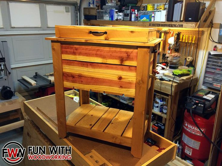 Free Cedar Ice Chest Plans Woodworking Projects Amp Plans