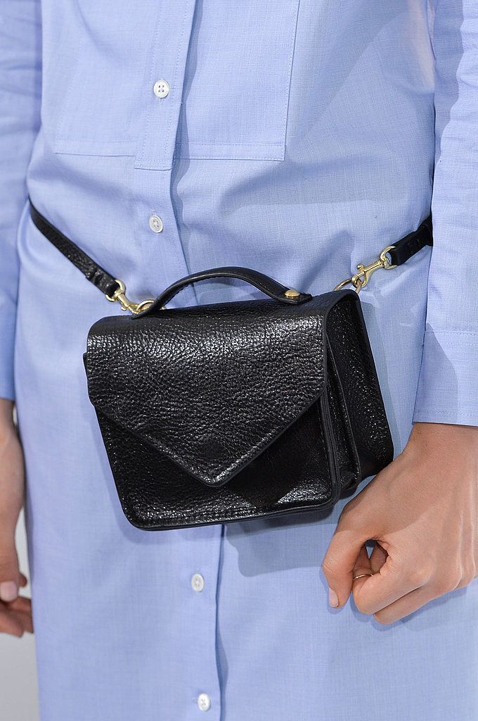 It's all about the mini bag for Fall 2014