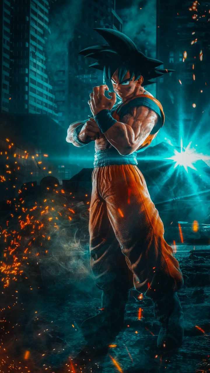Pin by Netflix's Show's And movies on Anime in 2020 Goku