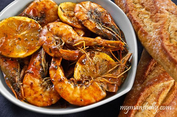 Cooking Shrimp the New Orleans Way – Barbecue Shrimp