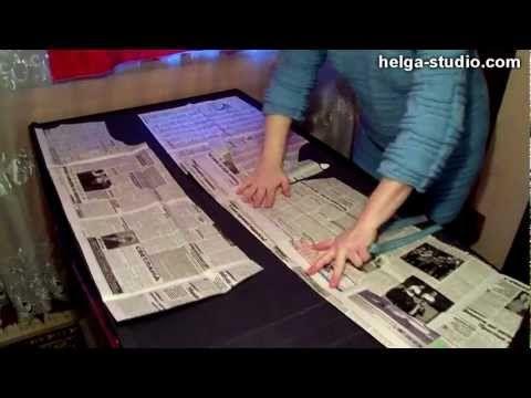 Как сшить пальто от А до Я. Часть 1(6) - YouTube