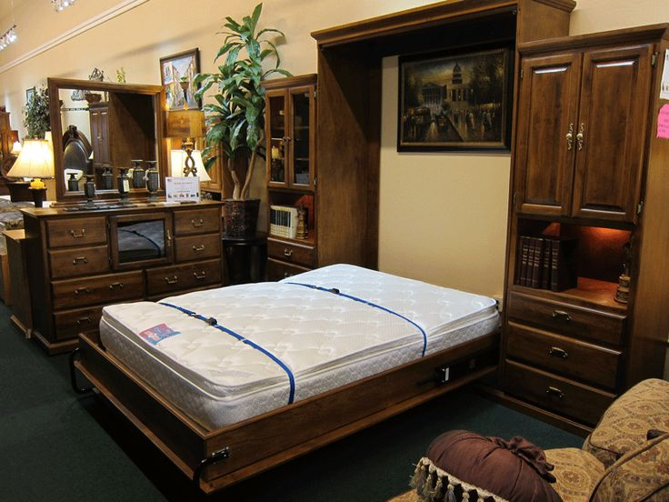 Murphy Bed Murphy Bed Murphy Bed Murphy beds are made to order. Oak Pine  Maple