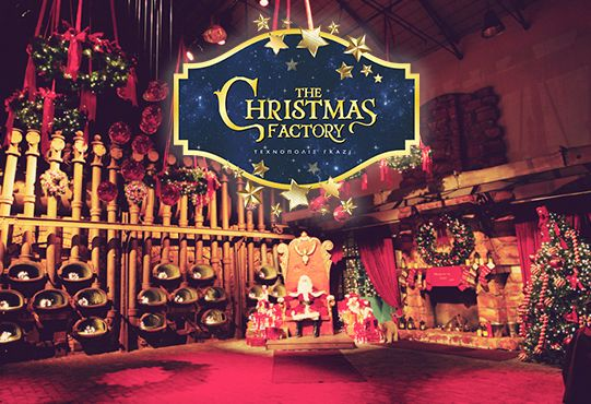 The Christmas Factory