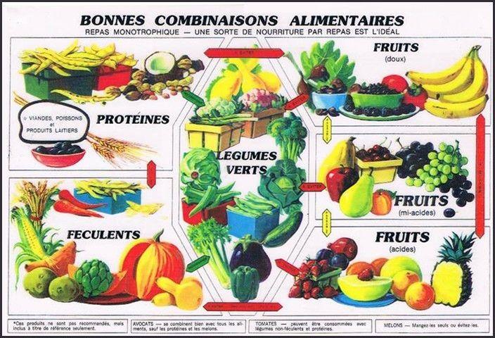 .Règles d'Or et Combinaisons Alimentaires