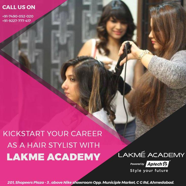 Social Media Post for Lakme Academy Ahmedabad