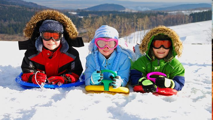 The best places to play in snow and ski the slopes in Victoria