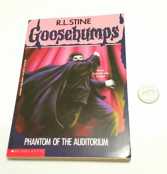 Check out this item in my Etsy shop https://www.etsy.com/ca/listing/564774335/vintage-goosebumps-book-phantom-of-the