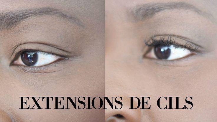 Extensions de cils: Je vous montre tout ! | BAHISSÉ PARIS