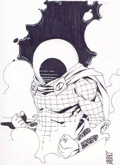 mysterio spiderman coloring pages - photo#39