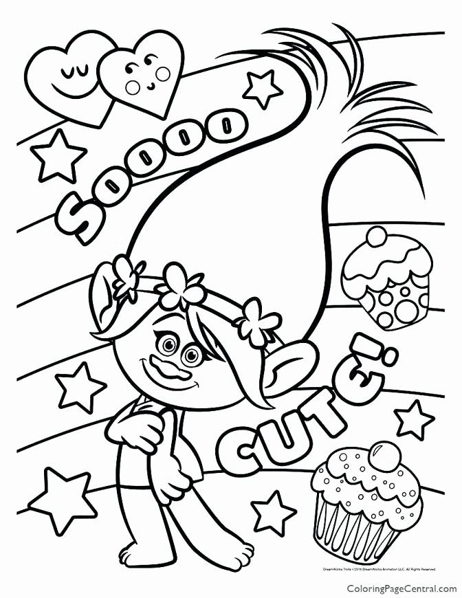 Poppy Coloring Page Trolls Inspirational Trolls Coloring Sheets Pages Poppy Edatahub Free Disney Coloring Pages Poppy Coloring Page Disney Coloring Pages